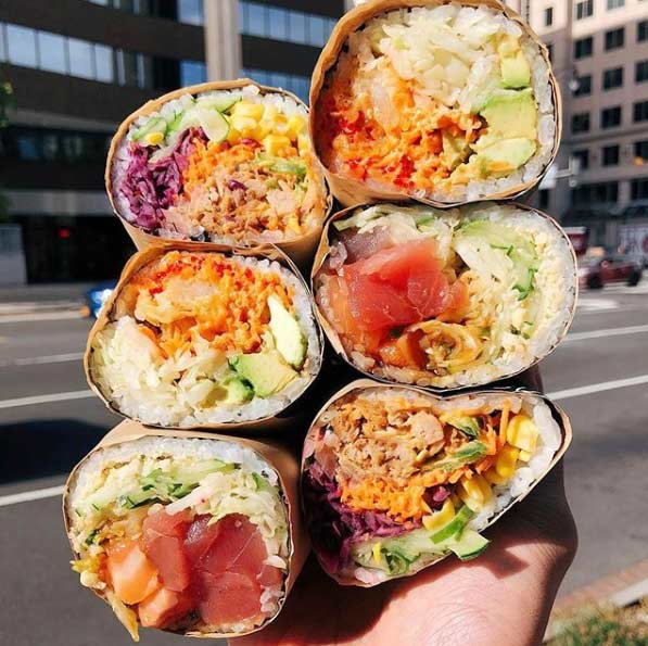 Buredo Burritos
