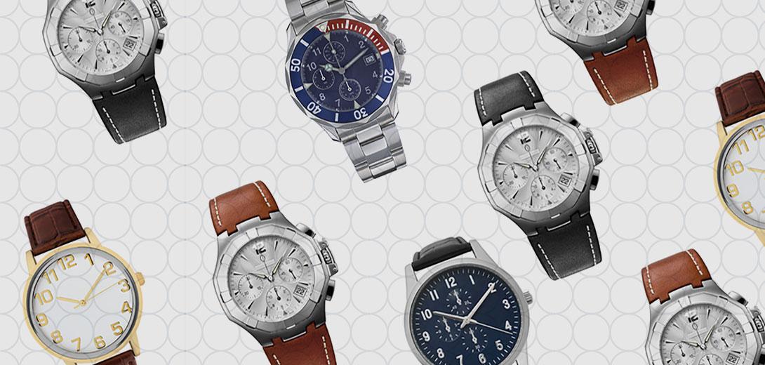 timepiece pattern